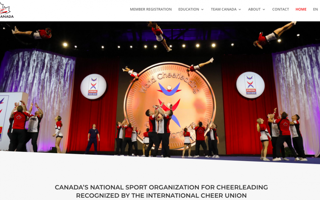 Welcome to CheerCanada.ca