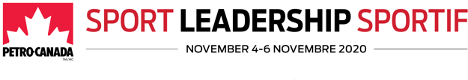 Petro-Canada Sport Leadership Sportif Conference